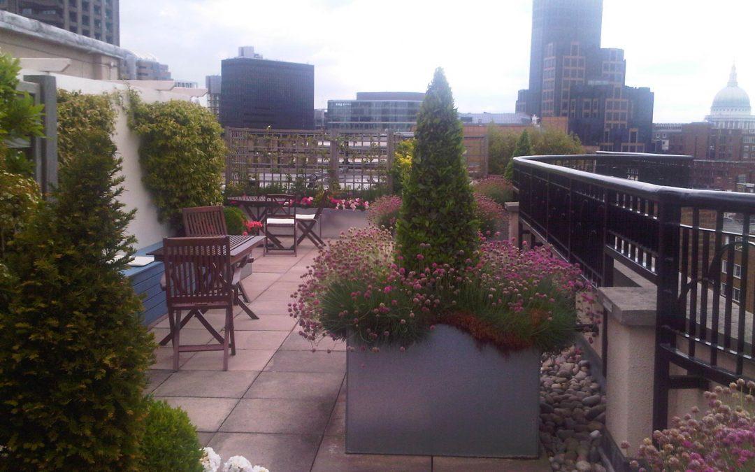 C mo reformar la terraza perfecta for Reformar terraza ideas