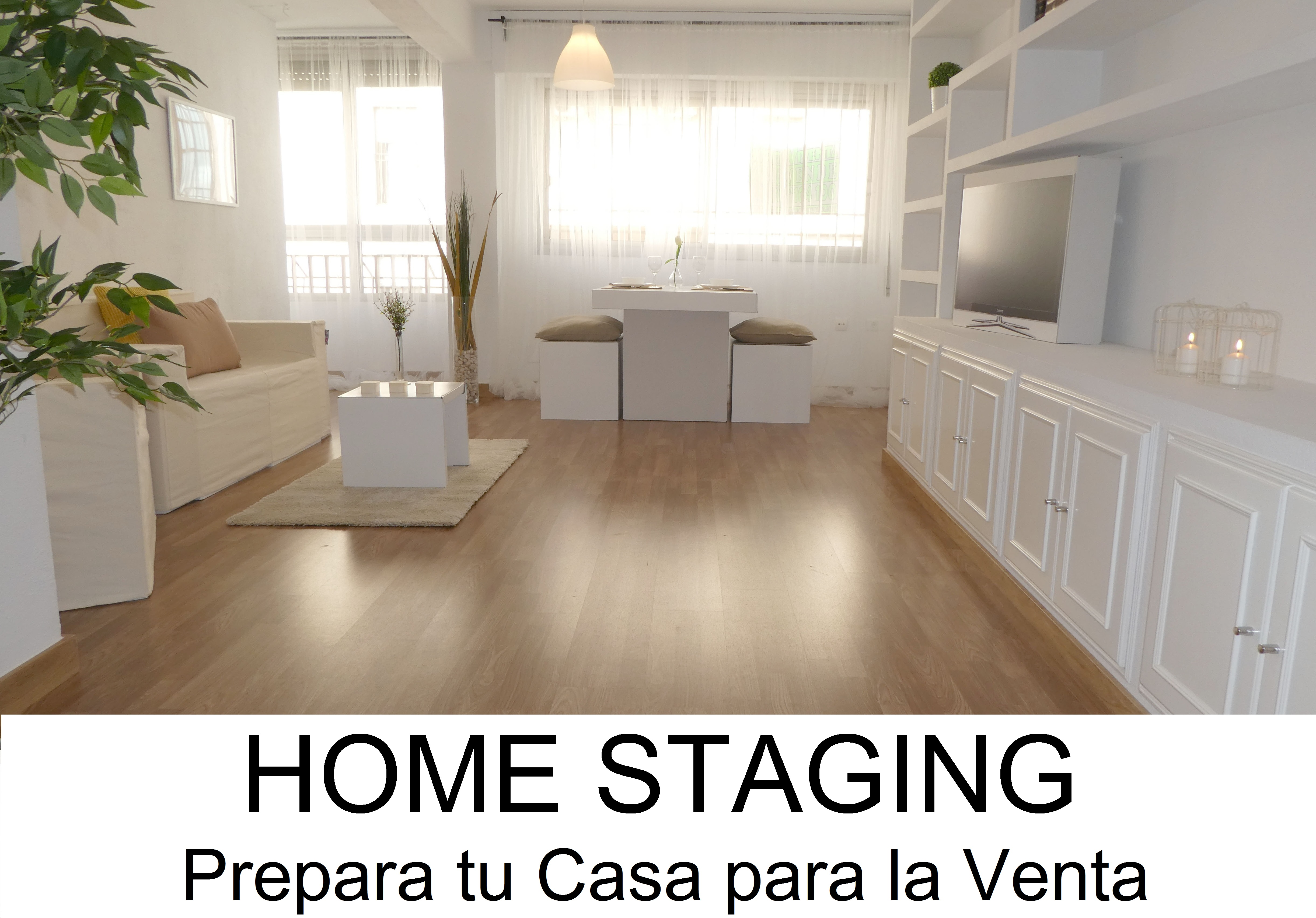 Home Staging Blanco