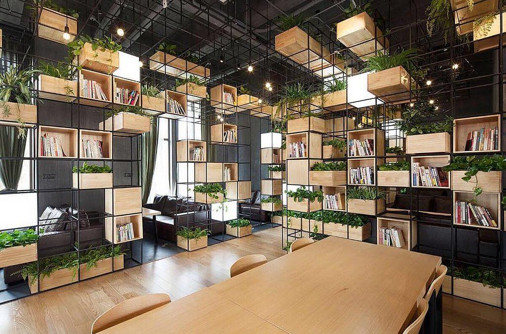 Cómo diseñar interiores reciclando
