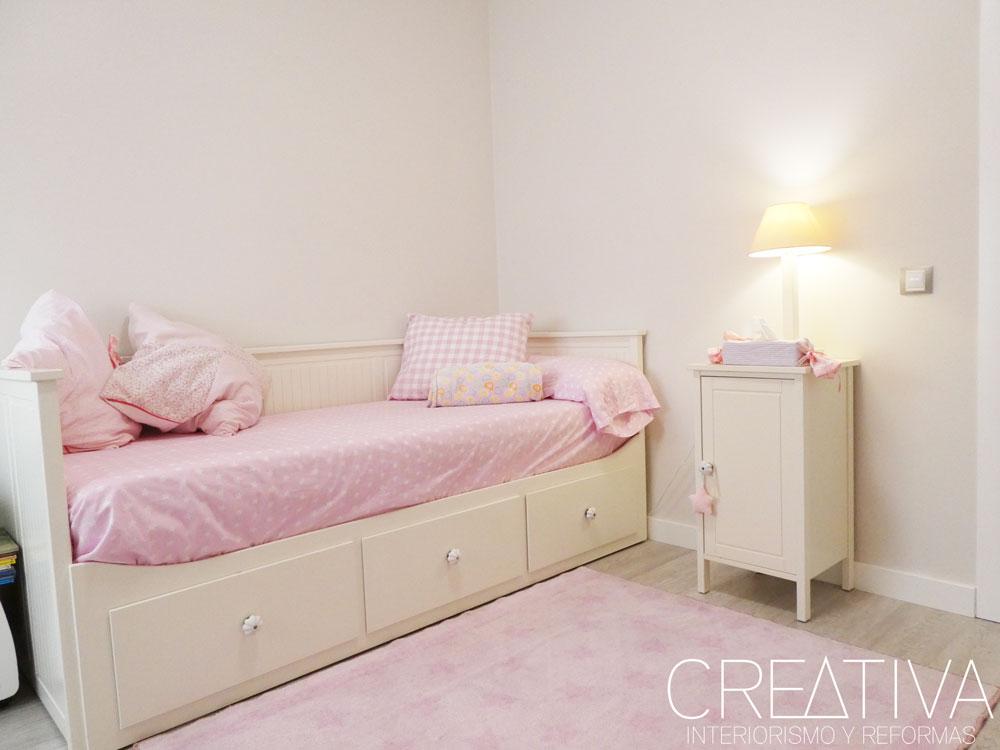 Dormitorio Infantil Creativa