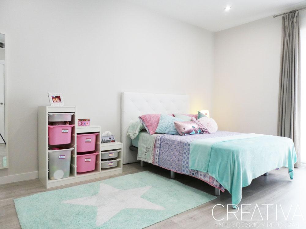 Dormitorio Fantasía C Creativa